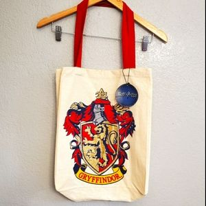 Official Harry Potter Gryffindor Tote Bag BNWT